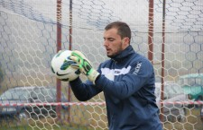 Portarul Mario Felgueiras s-a decis, va continua cel puţin încă un an la CFR / Foto: Dan Bodea