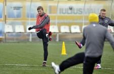 """Ronald Gercaliu şi-a găsit repede echipă, după despărţirea de """"U"""". El va evolua în Austria la nou promovata Altach / Foto: Dan Bodea"""