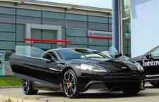 Aston Martin de 280.000 de Euro cumpărat la Cluj