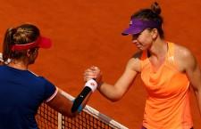 Simona Halep a pierdut prima finală de Grand Slam din carieră,   dar specialiştii îi prevăd un viitor de excepţie sportivei manageriate de clujeanca Virginia Ruzici / sursa foto: independent.co.uk