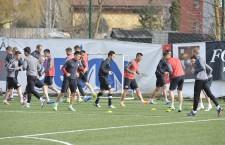 """La începutul săptămânii viitoare fotbaliştii de la """"U"""" îşi reiau pregătirile pentru noul seuzon / Foto: Dan Bodea"""