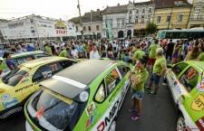 Automobilism / Un campion mondial va lua startul în Transilvania Rally