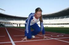 Multipla campioană clujeană Bianca Răzor va alerga în cadrul Campionatelor Internaţionale de atletism ale României, ce se vor desfăşura pe Cluj Arena / Foto Dan Bodea