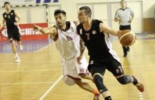 La doar un an de la reactivarea secţiei de baschet masculin,   CS Universitatea Cluj a promovat în LNBM / FOTO: Dan Bodea