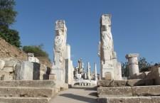 Poarta lui Hercule de la Efes/ Fotografii: Bogdan Stanciu