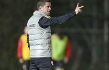 Antrenorul lui Dinamo,   Flavius Stoican,   a declarat c va ţine cu CFR Cluj în Europa League