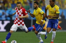 Luca Modric, starul Croaţiei, a tras echipa după el, dar Brazilia s-a impus în meciul de debut de la Cupa Mondială, scor 3-1
