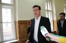 Rareș Pop a fost reținut cu proponere de arestare (Foto: Dan Bodea)