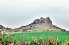 Spissky Hrad este unul dintre cele mai mari castele din lume/ Fotografii: Bogdan Stanciu