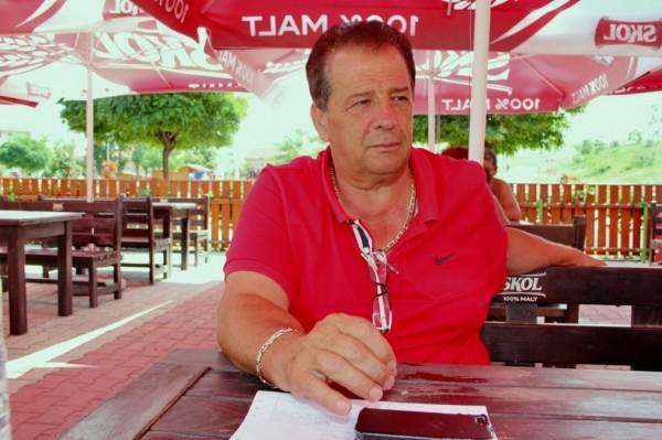 Liviu Bojan,   administrator Băile Cojocna/Foto: Dan Bodea