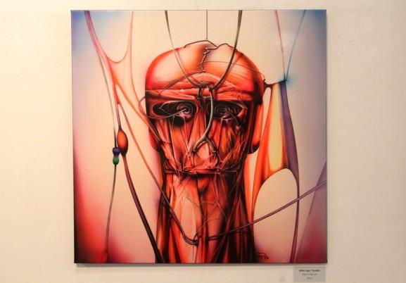 """""""Alter Ego"""",   în viziunea lui Radu Maier"""