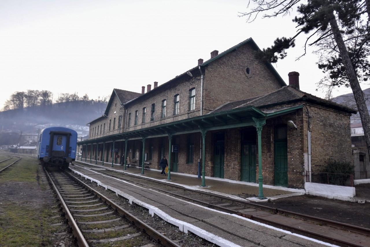 Anina-Oravița ar putea fi încă un tren pe care România îl pierde