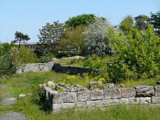 Zidurile Cetatii Callatis