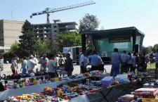 FOTO Ca la bâlci: Festivalul Tradițiilor Păstorești de la Expo Transilvania