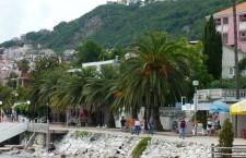 Herceg Novi,   vedere de pe cel mai lung catwalk al Adriaticii