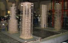 Astfel arată proectele participante la concursul Seismic Design Competition