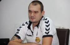 """Începând de luni Ioan Ani Senocico este noul antrenor principal al echipei feminine de handbal """"U"""" Jolidon Cluj"""