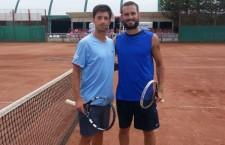 Ilie-Aurelian Giurgiu şi Alex Jecan vor disputa,   sâmbătă,   finala probei de dublu din cadrul turneului Futures BT Tropfy