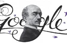 Vasile Alecsandri sărbătorit de Google