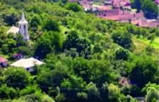 Vultureni-Tablou cu Istoria trecând prin satul meu