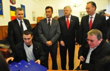 Dan Codrean,   numit subprefect de Cluj de către Guvern