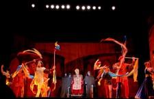 Ediţia 2014 a Zilelor Culturale Maghiare din Cluj a fost deschisă oficial,   duminică,   cu o ceremonie urmată de un reprezentaţie de gală a Ansamblului Național de Dans din Ungaria/ Foto: Dan Bodea