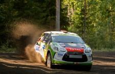 Simone Tempestini şi Dorin Pulpea au terminat pe poziţia a 5-a Raliul Germaniei şi au urcat pe locul 6 în clasamentul mondial Junior WRC