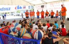 """La ediția din acest an a """"Ghiță Mureșan Summer Camp"""" vor participa 140 de copii / Foto: Dan Bodea"""