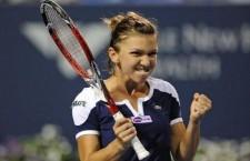 Simona Halep a trecut şi de Lucie Safarova şi s-a calificat în sferturile turneului de la Cincinnati