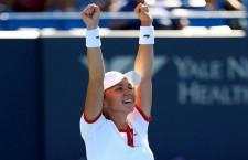Simona Halep şi-a confirmat statutul de favorită a turneului de la US Open şi s-a calificat fără probleme în turul 3