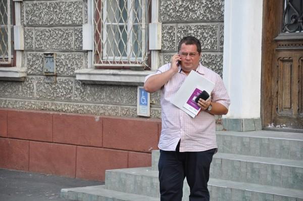 Radu Chiriță,   avocatul inspectorului general adjunct Peter Tunde.