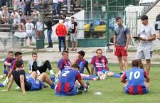 Cu Adrian Matei pe banca tehnică Arieşul Turda nu a mai pierdut niciun meci oficial din ultimele 16 disputate în Liga a III-a, sau în Cupa României / Foto: Dan Bodea