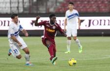 Se pregătesc primele transferuri la CFR,   Deac şi Muniru sunt primele ţinte pentru cluburile din vestul Europei / Foto: Dan Bodea
