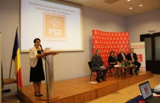 Aurelia Cristea a devenit președintă a PSD CLuj-Napoca cu unanimitate de voturi (Foto: Dan Bodea)