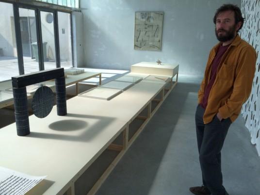 Mihai Pop,   unul dintre fondatorii renumitei Galerii Plan B/Foto: Cristina Beligăr