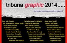 Expoziţia internaţională Tribuna Graphic a ajuns la a cincea ediţie