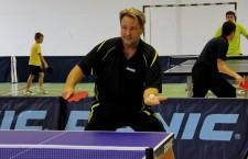 La ediţia din acest an a turneului Memorial Paneth Farkas a participat şi un sportiv din Suedia,   Jean Albert (foto) / Foto: Dan Bodea