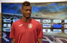 La primul său meci în tricoul CFR-ului Ferebori Dore a marcat o dublă în 16-imile Cupei României