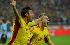 Ciprian Marica a înscris singurul gol al meciului Grecia - România, scor 0-1, în preliminariile Euro 2016