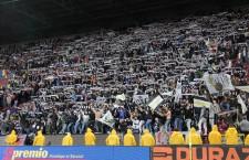15.000 de suporteri ai Universităţii Cluj vor lua cu asalt stadionul din Gruia, luni, la derby-ul cu CFR / Foto: Dan Bodea