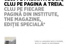 Institute, The Magazine este un titlu premium care vorbeste despre comunicare