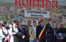 Bonţida şi-a omagiat fiii. Dorel Vişan, Aurel Loşonţi şi Alexandru Chira au devenit cetăţeni de onoare ai comunei