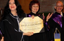 Angela Gheorghiu, Doctor Honorius Causa / Foto: Dan Bodea