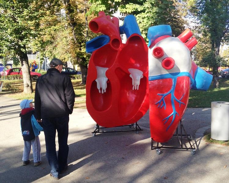 Campania Parcurile Inimilor Fericite la Cluj-Napoca
