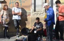 Ziua Mondială a Persoanelor fără Adăpost a fost marcată la Cluj