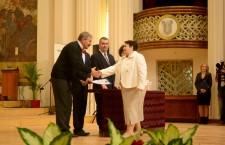 Elevii și profesorii din județul Cluj care au obținut rezultate desosebite la olimpiadele naționale și internaționale au fost premiați în cadrul Galei Clujene de Excelență în Educație.