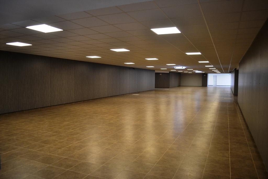 Pentru siguranţa celor care vor folosi acest pasaj au fost instalate șapte camere de supraveghere.