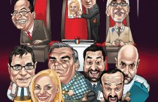 Iliescu, Constantinescu și Băseascu aleg vocea politică a României în cadrul unui show inedit