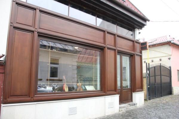 Magazinul Koncert de pe strada Georges Clemenceau/Foto: Dan Bodea