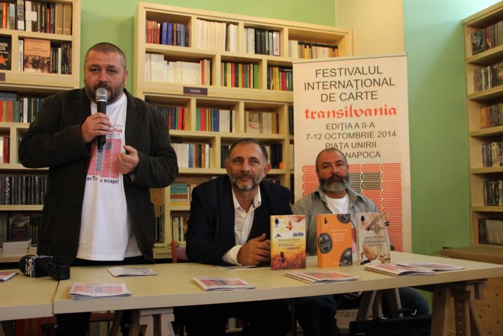 Vasile George Dâncu / Foto: Dan Bodea